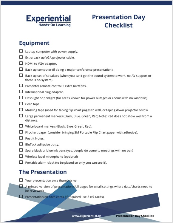 Presentation_Day_Checklist